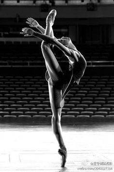 This makes me want to get back into ballet...