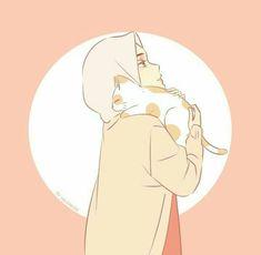 and hijab girl Hijab girl Hijab Drawing, Cat Drawing, Girl Cartoon, Cartoon Art, Muslim Pictures, Islamic Cartoon, Hijab Cartoon, Kawaii, Cute Illustration