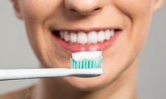 Could your TOOTHPASTE give you type 2 diabetes? Common white colouring could lead to the condition | Daily Mail Online