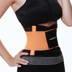 cbf14f670acb0 MASS21 Miss Belt Fitness Workout Waist Trainer Women Slimming Belly Waist  Trimmer Girdles Body Shaper Waist Training Corset Postpartum Belt