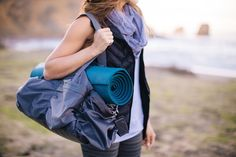 """Restyle.Restore.Rejoice: Staying Active """"Let's just admit it- you feel way more confident when you're comfortable in what your wearing.  Especially when it comes to activewear! This bag is perfect for taking all your workout accessories on the go."""""""