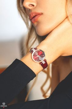 Looking for a Swiss watch for women? These bold red colors make for an elegant fashion statement. Find the perfect gift for her right here. Great Gifts For Men, Perfect Gift For Her, Gifts For Her, Red Watches, Ladies Watches, Women Accessories, Fashion Accessories, Fashion Jewelry, Statement Necklace Outfit
