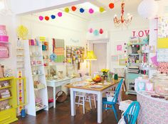 The People Shop Interior DIY Projects and Workshops with The People Shop @Allison Sadler
