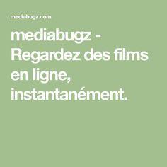 mediabugz - Regardez des films en ligne, instantanément.