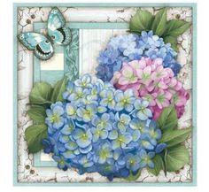 Decoupage Vintage, Vintage Paper, Art Floral, Floral Artwork, Vintage Flowers, Vintage Floral, Flower Crafts, Flower Art, Etiquette Vintage