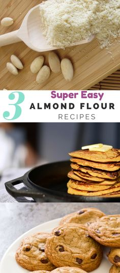 Almond flour (and almond meal) is a true superfood – it is low-carb, high in proteins and it contains plenty of the good fats. It is far more nutritious than other kinds of flour you can find.