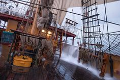 Barque Europa at the Drake Passage Viking Yachts, Drake Passage, Boating Holidays, Pirate Life, Surfs, Love Images, Wooden Boats, Tall Ships, Timeline Photos