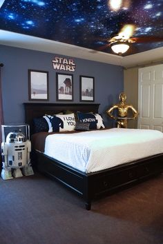 Image Result For Star Wars Bedroom
