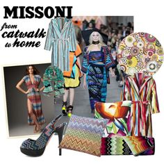 We look at Missoni journey from the catwalk to your home! So glad they have their line at Target!
