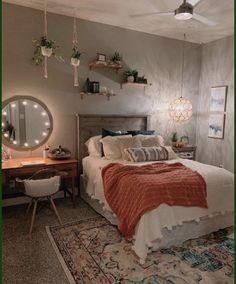 Beautiful Teenage Girl Bedroom Decor Ideas To Make More Fun … - Zimmereinrichtung Apartment Room, Room Makeover, Room Ideas Bedroom, Minimalist Room, Bedroom Makeover, Apartment Decor, Room Decor, Room Decor Bedroom, Teenage Girl Bedroom Decor