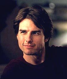 Tom Cruise, Vanilla Sky: When I first fell in love.