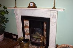 Fire Place Hamptons Style Google Search Fireplace
