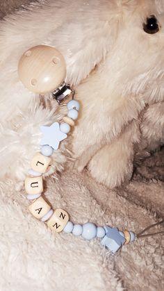 Folge mir auf intagram unter name littel_star_nuggiketten Star Wars, Baby, Necklaces, Starwars, Newborn Babies, Infant, Baby Baby, Doll, Babies