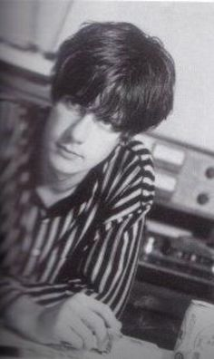 #the stone roses #john squire #stone roses
