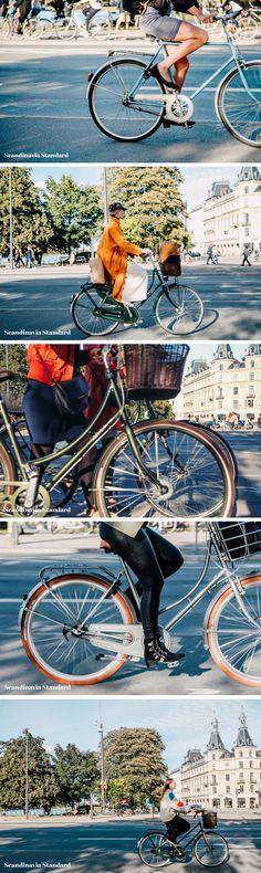 R.I.P. spandex. Bike