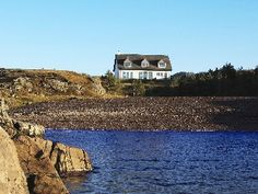 Shore Croft a luxury house on the beachHoliday Rental in Mellon Charles from UK Scottish Holidays, Ireland Uk, Laide, Beach Vacation Rentals, Pebble Beach, Home And Away, Detached House, Strand, Beach House