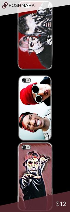 TWENTY ONE PILOTS IPHONE 5c 5/5s 6/6s 6/6s+ 7/7+ LISTING IS FOR ONE CASE. YOU GET TO CHOOSE WHAT DESIGN YOU WANT. This a iPhone 5c 5/5s 6/6s 6/6s Plus 7/7 plus phone case. It is made of durable hard plastic. Easy snap-on design for a lightweight feel and great phone protection. PLEASE SPECIFY WHAT SIZE CASE AND PICTURE OF CASE. BEFORE YOU PURCHASE LET US KNOW WHAT SIZE AND PICTURE.  
