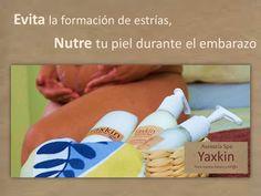 Asesoría Spa YAXKIN: Evita la formacón de estrías durante el embarazo