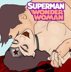 VERY BEAUTIFUL! PURE AND TRUE LOVE FROM THE PERFECT SUPER COUPLE Superman And Superwoman, Superman Love, Superman And Lois Lane, Superman Wonder Woman, Dc Couples, Linda Carter, Pop Art Drawing, Face Reading, I Love My Wife