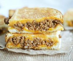 Amazing - Sloppy Joe Grilled Cheese Sandwiches  from 5 boys Baker :// - Top Fall Recipes for Monday #recipes  #dailyrecipesideas #food #foodie #recipe #recipes #toprecipes Check more at http://boxroundup.com/2016/10/25/top-fall-recipes-monday-recipes-5/