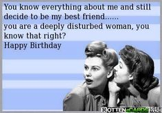 happy birthday to my best friend quotes funny image quotes, happy birthday to my best friend quotes funny quotations, happy birthday to my best friend quotes funny quotes and saying, inspiring quote pictures, quote pictures Happy Birthday Friend, Happy Birthday Quotes, Birthday Wishes, Best Friend Birthday Quotes, Birthday Funnies, 20 Birthday, Birthday Posts, Birthday Message, Funny Birthday