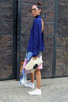 Street style moda en la calle australia