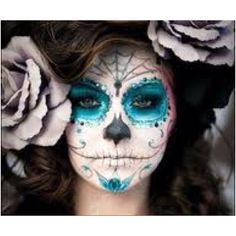 halloween face paint idea - Halloween Facepaint