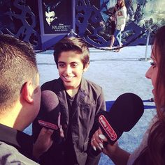 "Photos: Karan Brar Dapper At Disney's ""Maleficent"" Premiere May 28, 2014"