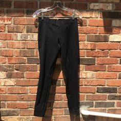 0bbc9242f88 J. Crew PIXIE Pant in Black, Size 6R, Legging Style, Great Condition