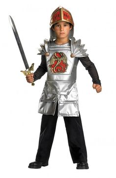 Dragon Knight Kids Halloween Costume 2013| Discover hauntingly easy ideas for DIY kidsu0027 homemade  sc 1 st  Pinterest & 10 best knight ideas images on Pinterest | Costume ideas Knights ...