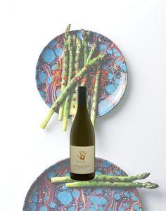 Wein-Tipp zu Spargel-Gerichten (Text: Karin Messerli; Fotos: Daniel Valance) Heft 09/13