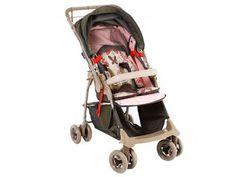 Carrinho de Bebê Maranello p/ Crianças até 15 kg - Galzerano