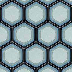Zementfliesen   Motive sechseckig   Mosaic del Sur