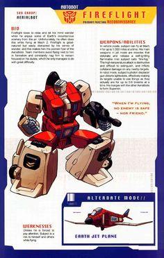 Transformers Universe - Gallery: G1 Aerialbots