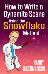Kindle How to Write a Dynamite Scene Using the Snowflake Method (Advanced Fiction Writing Book Author Randy Ingermanson Fiction Writing, Writing Advice, Writing Resources, Writing Help, Writing A Book, Writing Prompts, Writing Ideas, Writer Tips, Writers Write