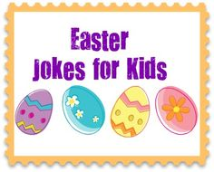 #Easter jokes for kids: What do you call a rabbit that tells good jokes? A funny bunny!