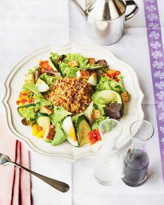 Bunter Salat mit Gute Laune-Risonno Rezept - SONNENTOR.com