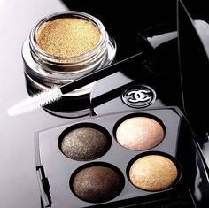 www.elle.be :Chanel zet deze zomer de ogen in de kijker: met de 3 nieuwe paletten kan je je natuurlijk of smokey opmaken al naargelang de gelegenheid. Nieuw is ook de waterproof mascara Sublime de Chanel en de 3 nieuwe kleuren in de monopaletten van Illusion d'ombre.