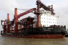 "La nuova nave ""Bulk Borneo"""