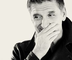 Craig Ferguson. Never underestimate the appeal of a man that can make you laugh :).. I'm in love with this man! Haha
