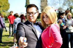 My cosplay of Rose Tyler from Rose with my friend as Ten - Doctor Who ! #Rose #Rosetyler #Rose #Tyler #RoseTylerCosplay #doctorwho #laureagiragiracosplay #cosplay #Ten #Eleven #TenthDoctor