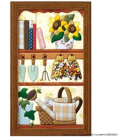Idea for small quilt Applique Patterns, Applique Quilts, Applique Designs, Quilt Patterns, Quilting Room, Quilting Projects, Small Quilts, Mini Quilts, Anni Downs