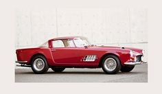 Gooding & Co. sold this 1956 Ferrari 410 Superamerica SI Coupe for $3,300,000.
