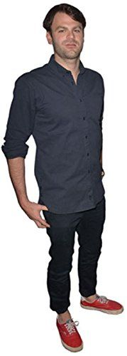 The Chainsmokers (Alex Pall) Cardboard Cutout (lifesize OR mini size). Standee. Stand Up.