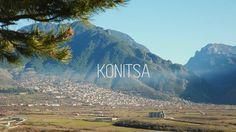 Το νέο διαφημιστικό σποτ της Κόνιτσας. Konitsa | Epirus | Greece Aerial Filming, Planet Earth, Planets, Greece, Mountains, Travel, Models, Music, Greece Country