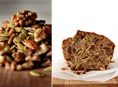On Being Cozy and Banana Bread | My New Roots, a very easy and delicious banana nut bread, I love making this.