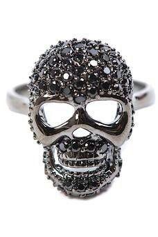 A Different Decision: Skull Wedding Rings Skull Wedding Ring, Skull Engagement Ring, Wedding Rings, Skull Jewelry, Skull Rings, Goth Jewelry, Hippie Jewelry, Jewelry Rings, Unique Rings