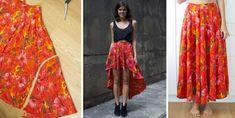 fishtail dress pattern easy - Google Search