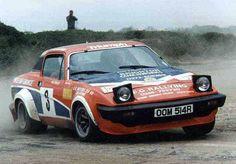 triumph tr7 rally car - Google 検索