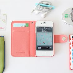 Button iPhone 4/4S Case